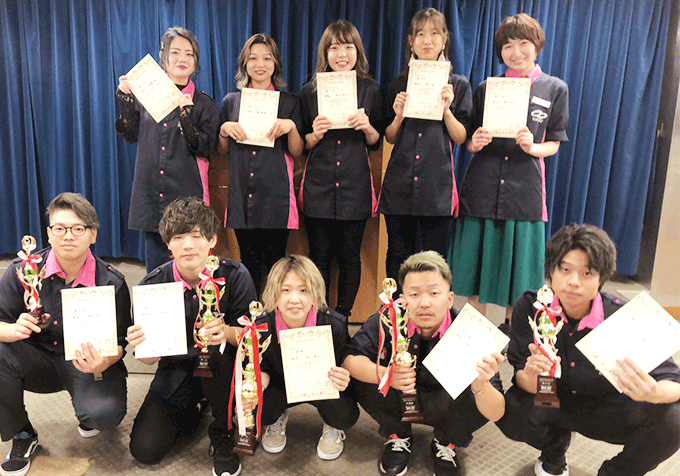 2019年度 seahorsejapan ウィービングコンクール入賞者