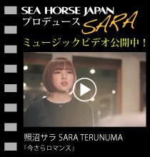 シーホースジャパン プロデュース「今さらロマンス」照沼サラ ミュージックビデオ公開